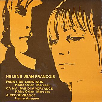 Hélène et Jean-François